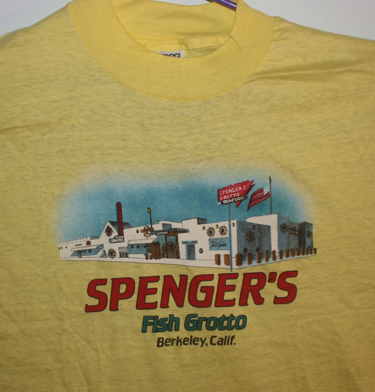 Spenger's Fish Grotto Tee